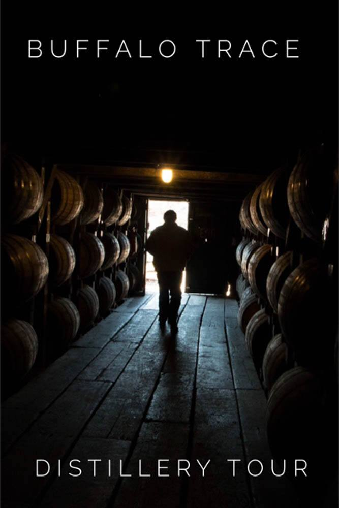 Take a Buffalo Trace distillery tour and find out why bourbon is fun.