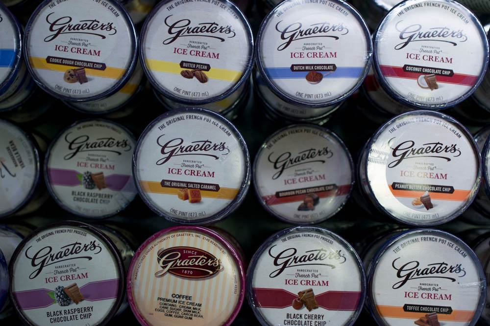 Graeter's Ice Cream Pints