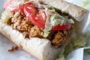 Best Po Boy in New Orleans at Parkway Bakery
