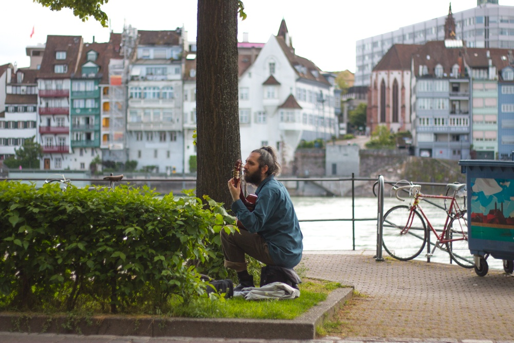 You can't miss the interesting architecture in Basel since it's everywhere in the city. Things to Do in Basel Switzerland that Won't Break the Bank