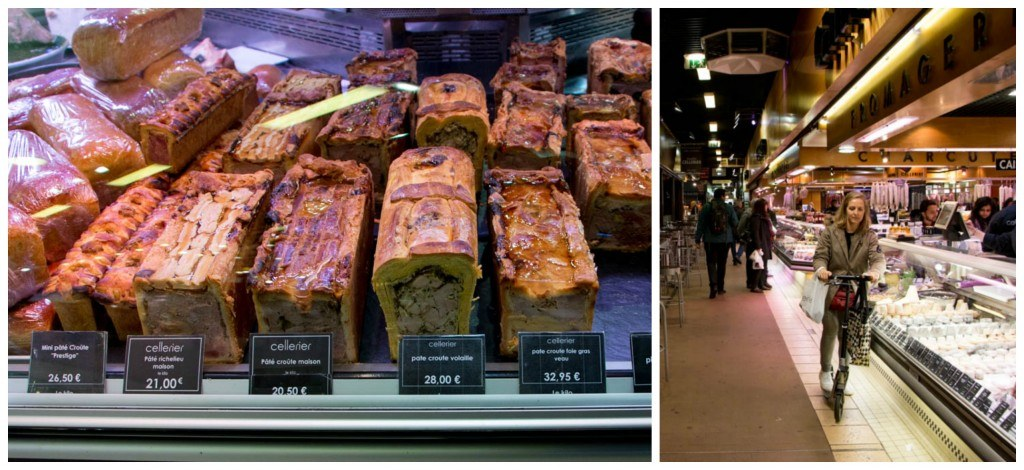 Centrally located in the heart of Lyon and not far from the Part Dieu train station, Les Halles de Lyon - Paul Bocuse is the ultimate indoor market with a dizzying array of foods fit for a king. lyon food guide
