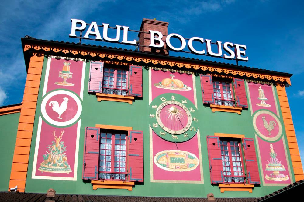 Paul Bocuse in Lyon France