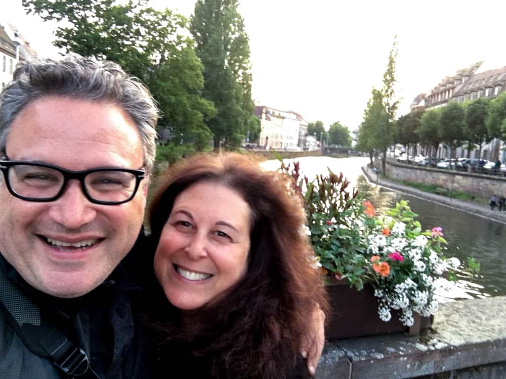 Strasbourg Selfie