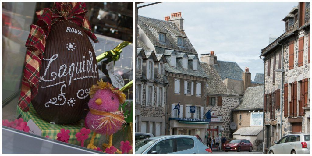 The tiny commune of Laguiole in Aveyron is famous in food circles for the restaurant, Maison Bras. However visitors can enjoy this charming village for its local food and culture. True France Laguiole