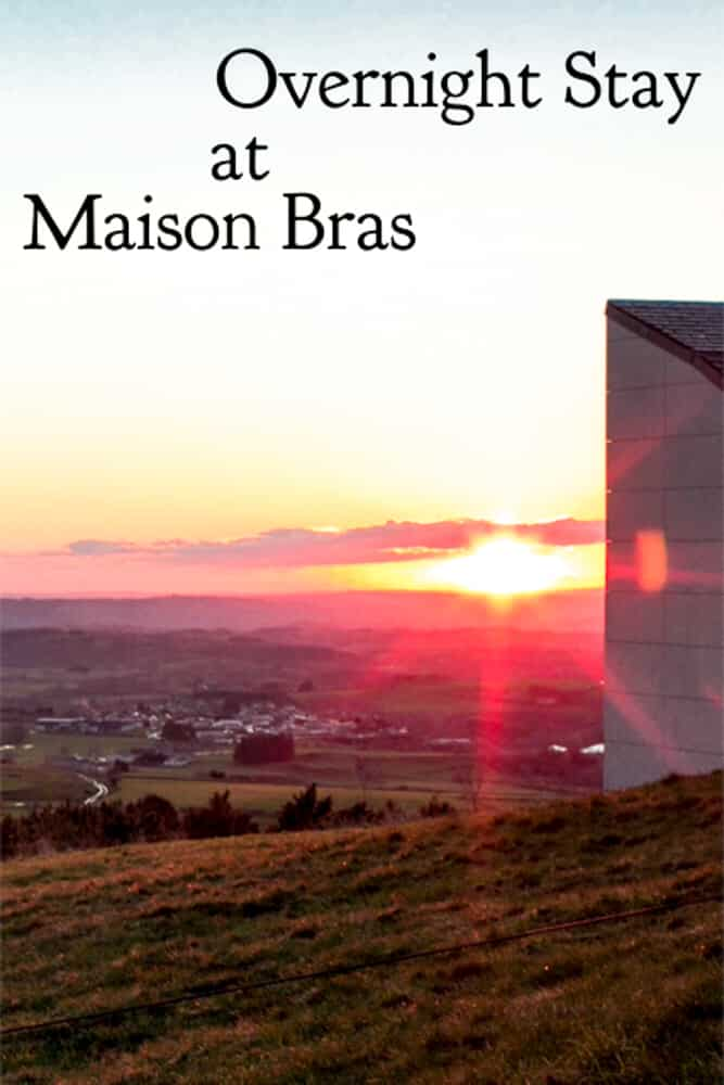 Highlights of a stay at Maison Bras Hotel include luxury rooms, hiking trails with stunning views and an amazing breakfast.