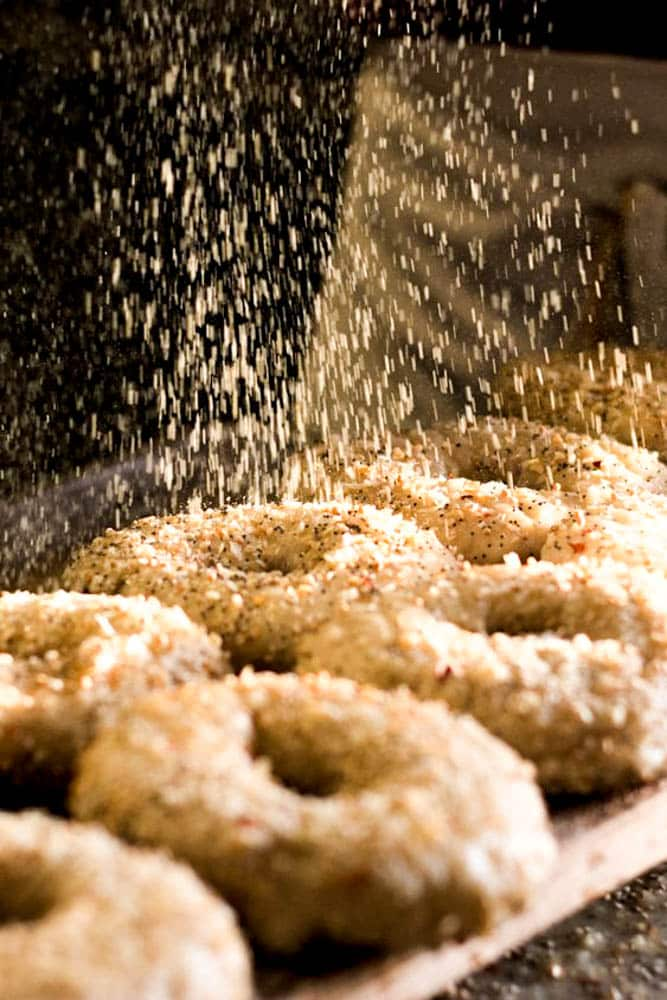 Philly Style Bagels has reinvented the bagel by adding beer to the boiling process.