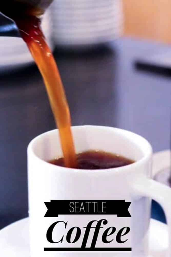 The Best Coffee in Seattle - Cappuccinos, Pour-Overs and Cold Brews.