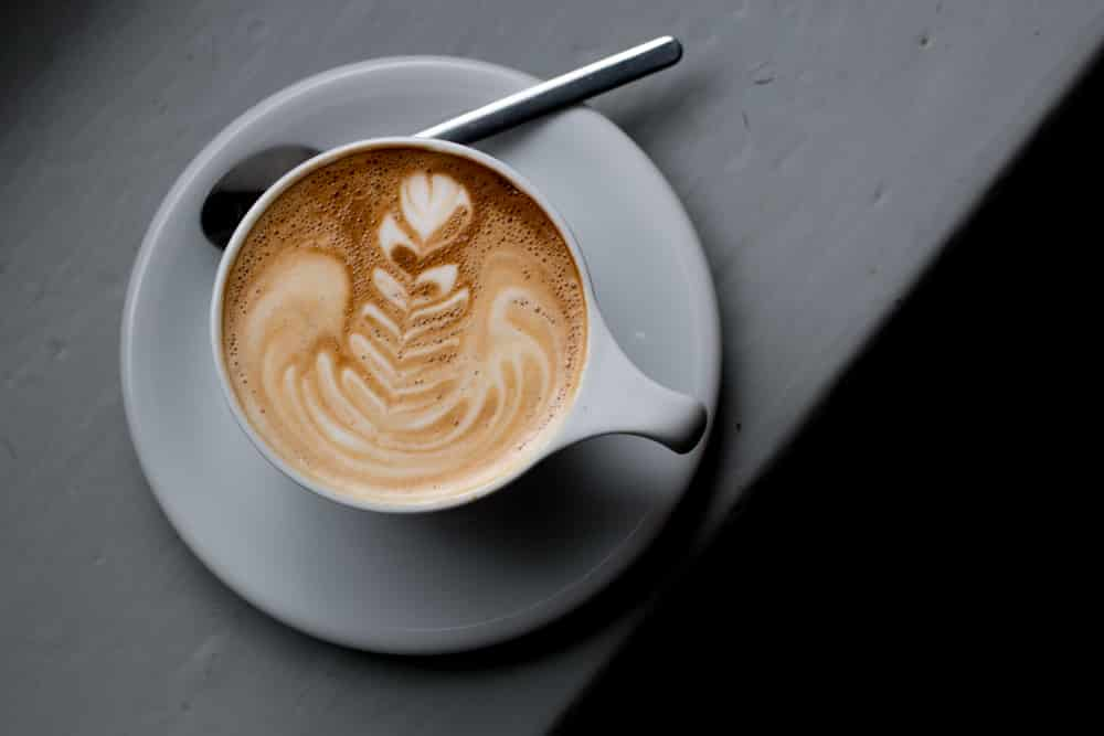 Cappuccino at Clement and Pekoe - Where to Eat in Dublin Ireland - A Dublin Food Guide