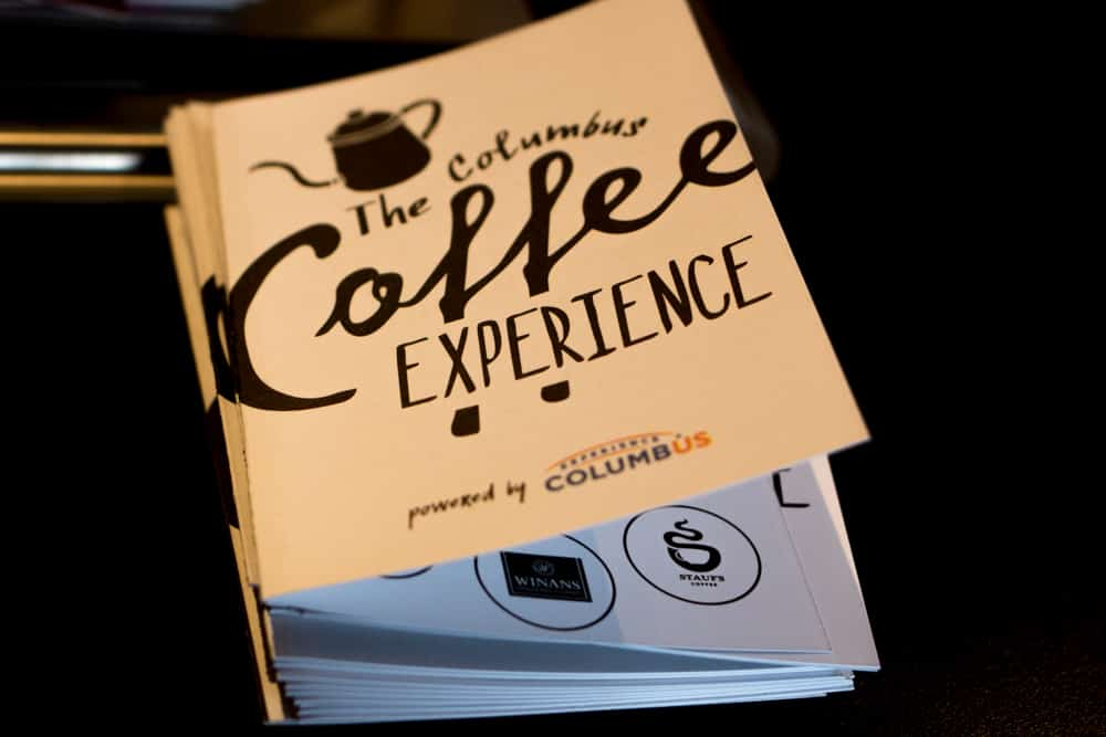 Columbus Coffee Trail Passport