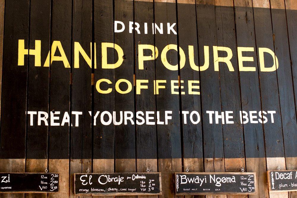 One Line Coffee in Columbus Ohio