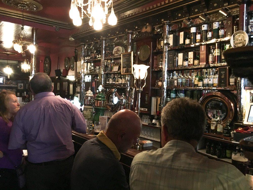 The Long Haul in Dublin Ireland