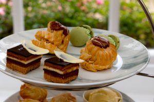 Sweet Treats at Blenheim Palace Afternoon Tea