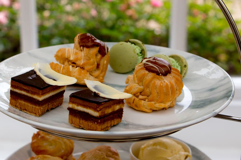 Sweet Treats at Blenheim Palace Afternoon Tea