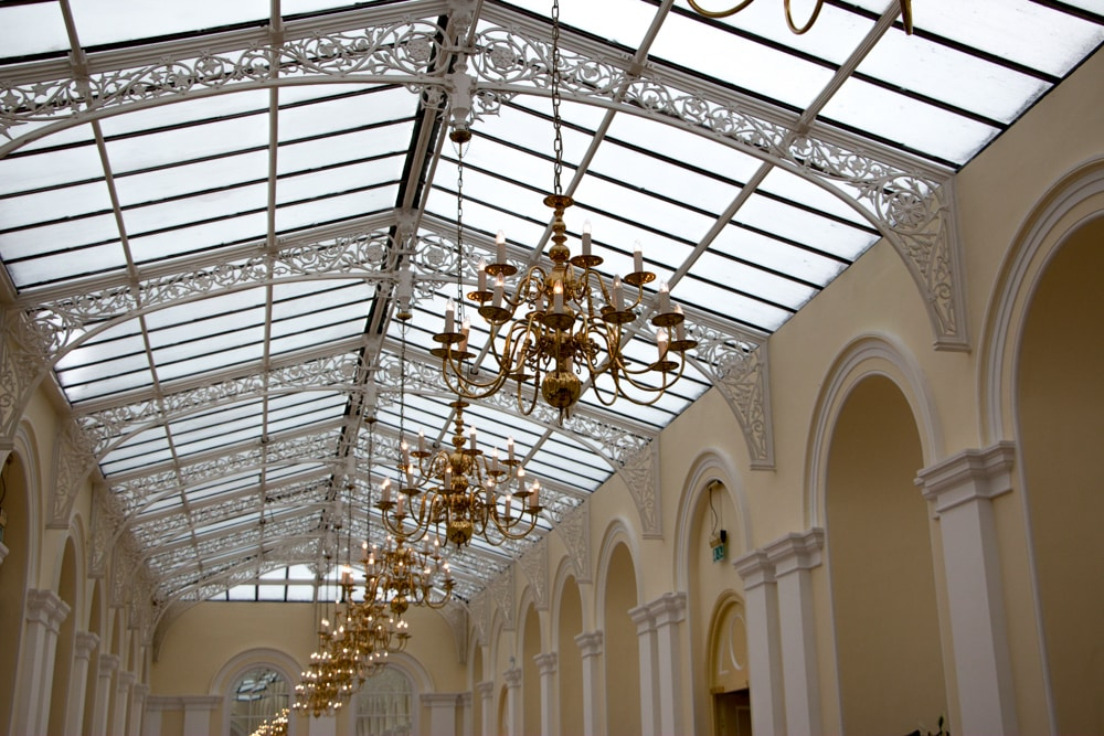 Orangerie Room at Blenheim Palace