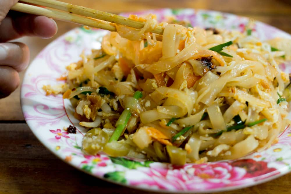 Pad Thai - What to Eat in Chiang Mai Thailand - A Chiang Mai Food Guide
