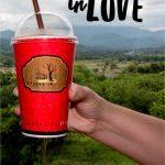 Coffee in Love Pin
