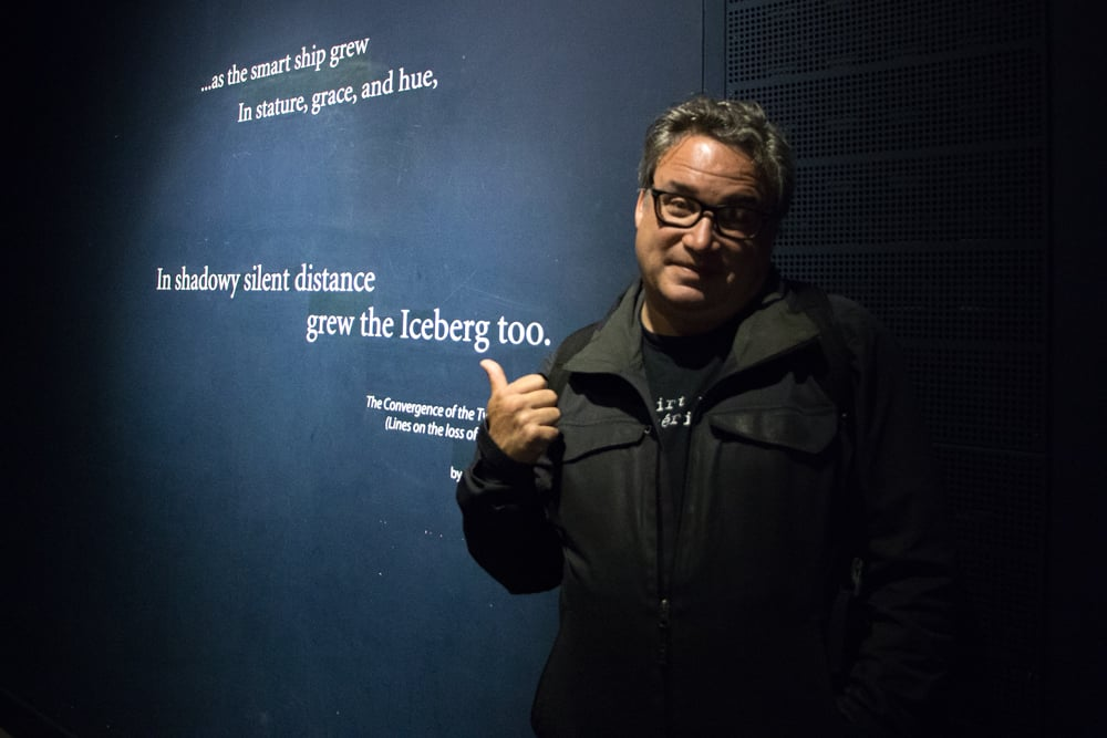 Daryl already knew the Titanic's story before our visit to Titanic Belfast, but he couldn't help but learn more during our time exploring the interactive museum. 5 fun things to do in belfast