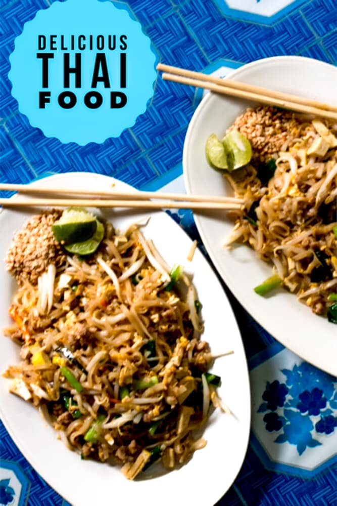 Delicious thai food chiang mai for Aroy thai cuisine
