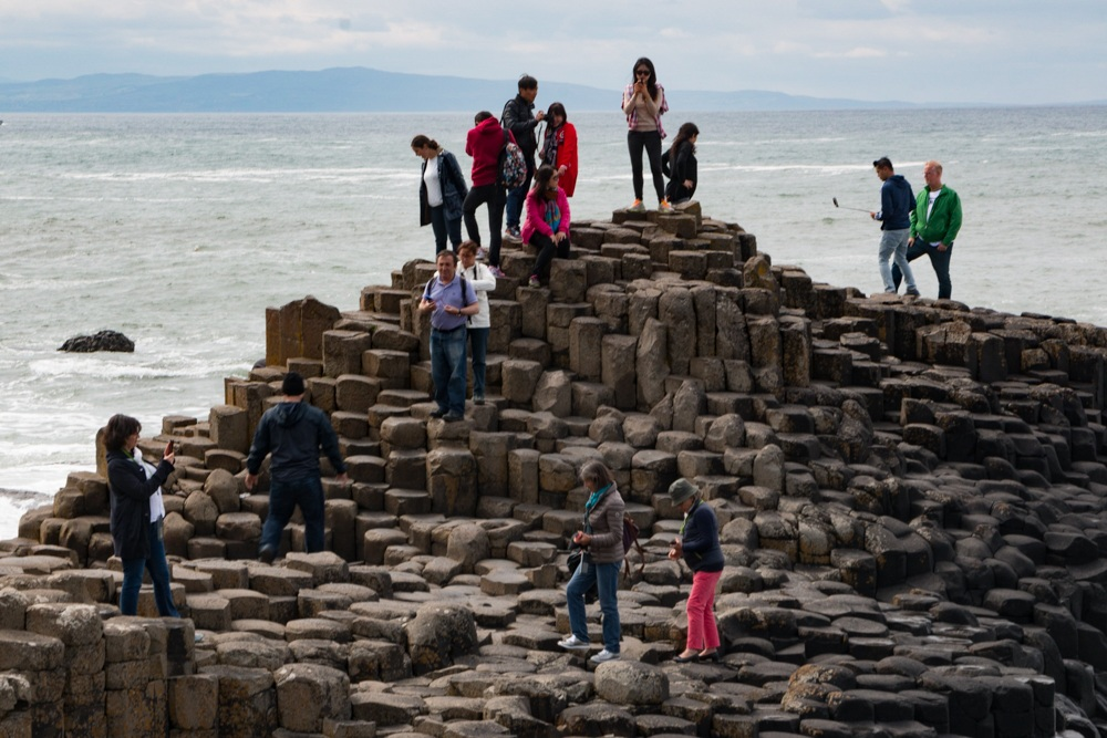We could say that the Giant's Causeway is one big photo opportunity, but that's just because it's so unique and picturesque. 5 fun things to do in belfast