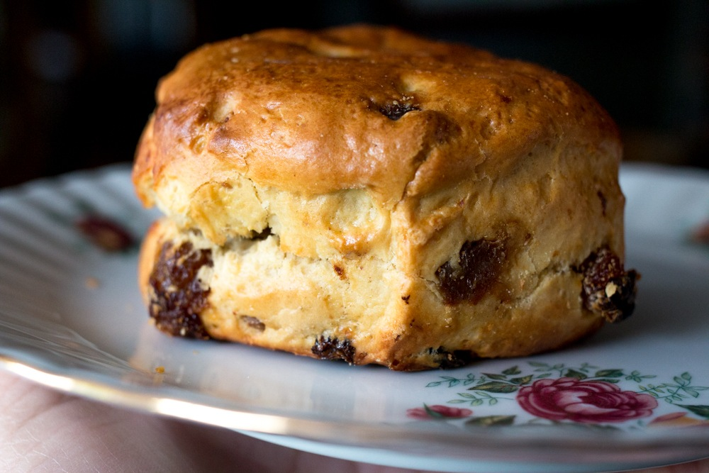 This homemade scone is a classic example of the great food to be found in Western Ireland. Culinary Tour through Western Ireland. Homemade Scone