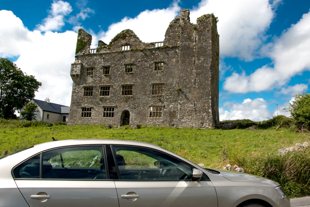 Driving a rental car allowed us to plan an Ireland road trip on our own terms. We are happy to report that we returned the car in one piece. Ireland Road Trip