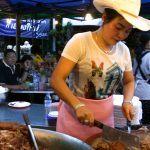 Khao Kha Moo in Chiang Mai