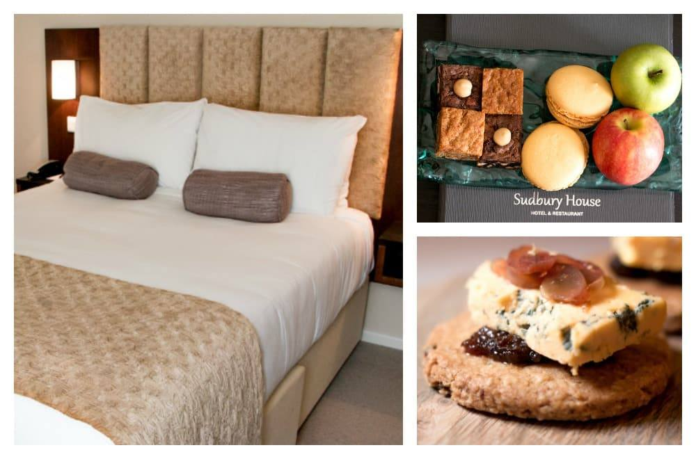 Highlights of our stay at the Sudbury House Hotel include a comfortable bed, welcoming treats and dinner at Restaurant 56. 5 Great Hotels in South England