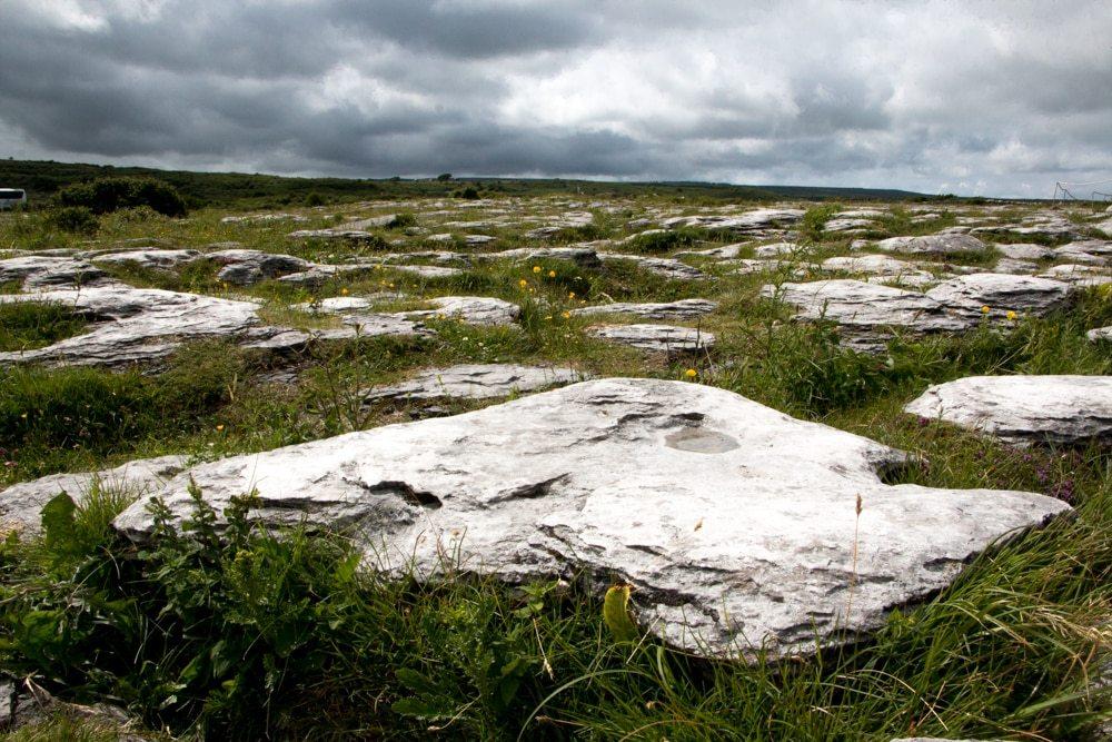 Ireland Road Trip - Rocky Burren Landscape