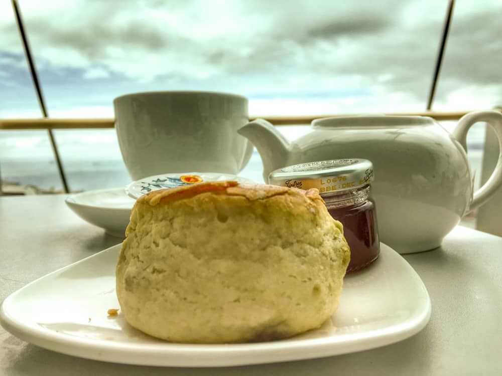Visit Portsmouth Cafe in the Clouds