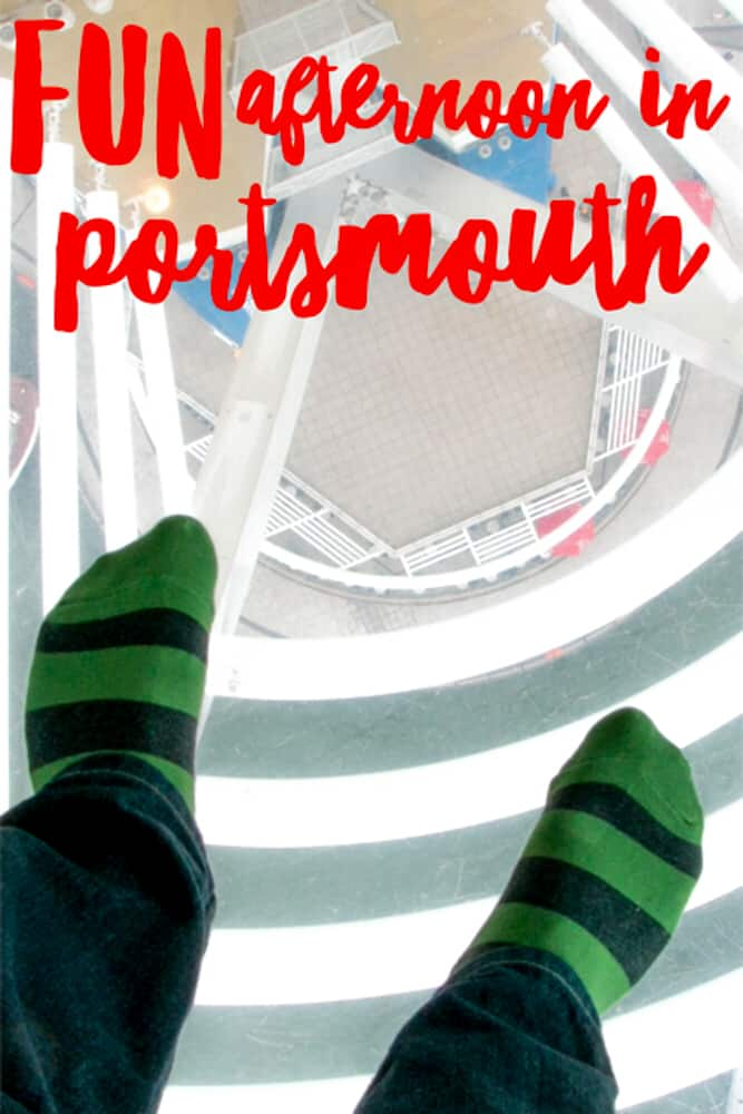 Wondering what to do when you visit Portsmouth? Follow these tips for a fun afternoon in Southern England's historic port city.