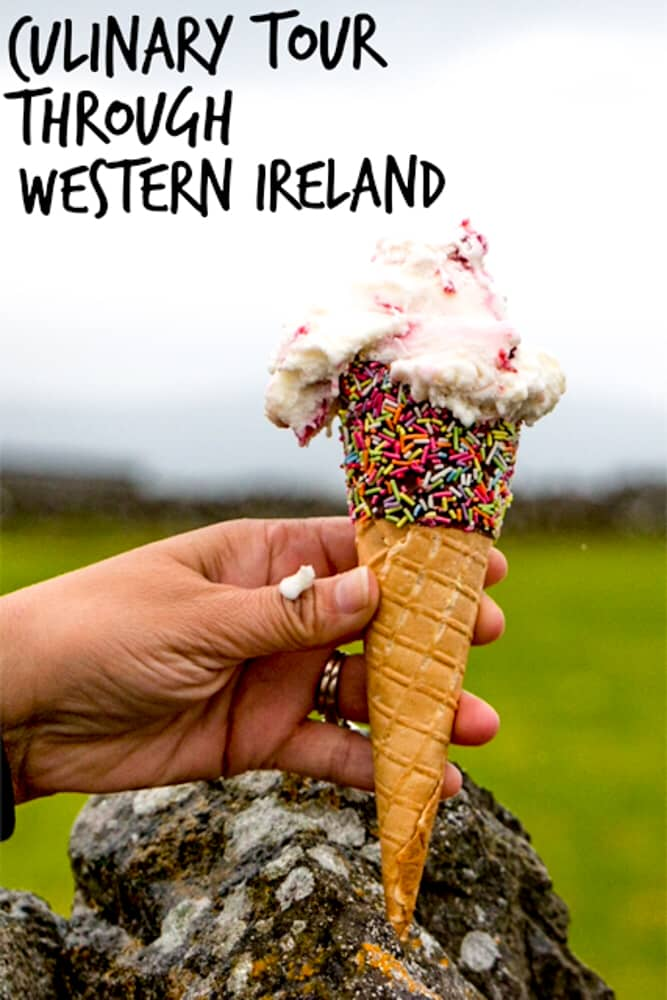 Western Ireland is one of the most beautiful places in the world. But what about the food? Check out 11 great food spots on the Wild Atlantic Way.