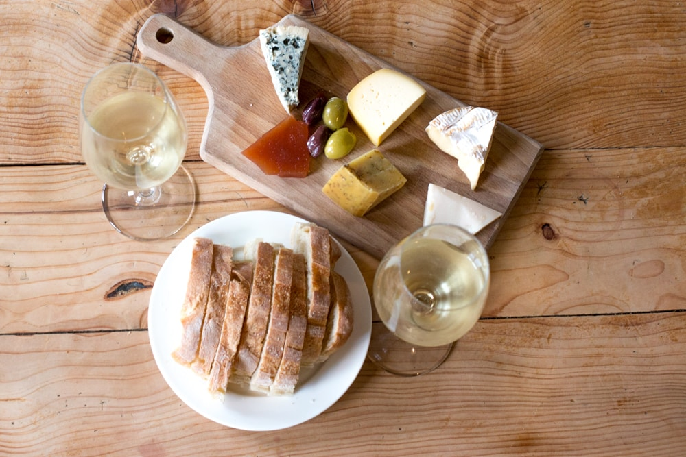 This cheese plate at Sheridans Cheesemongers showcases some of the great cheeses produced in Ireland. The wine, however, is from Alsace. Culinary Road Trip through Western Ireland. Galway