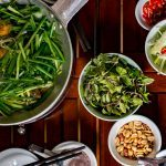 Pinterest image: image of Vietnamese food with no caption