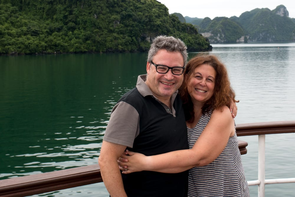 2foodtrippers Cruising Halong Bay Vietnam