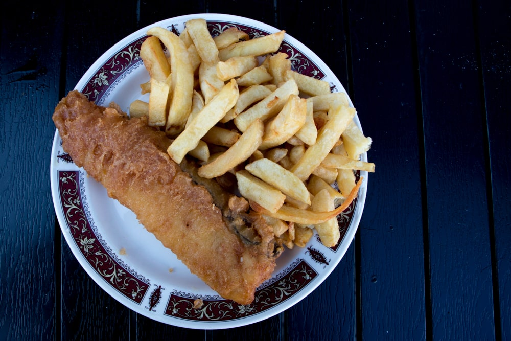 Hastings Fish and Chips