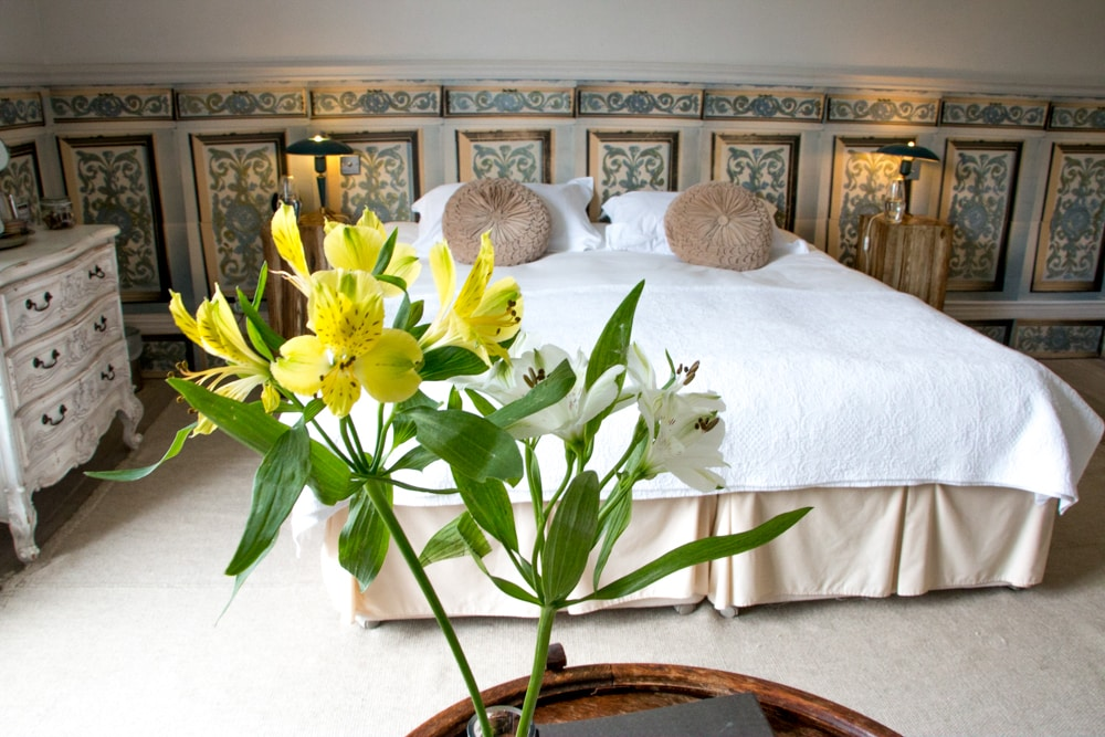 We loved our room at The Old Rectory. top 3 reasons to visit hastings