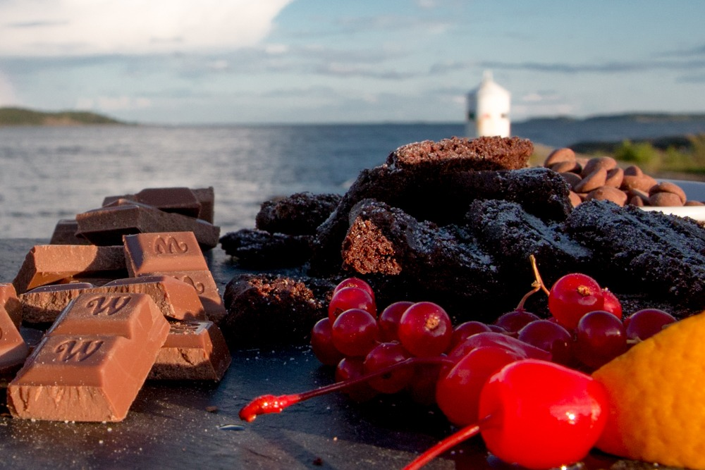 Dessert with a View in Nynashamn Sweden. Tasting the Flavors of the Archipelago in Nynashamn Sweden