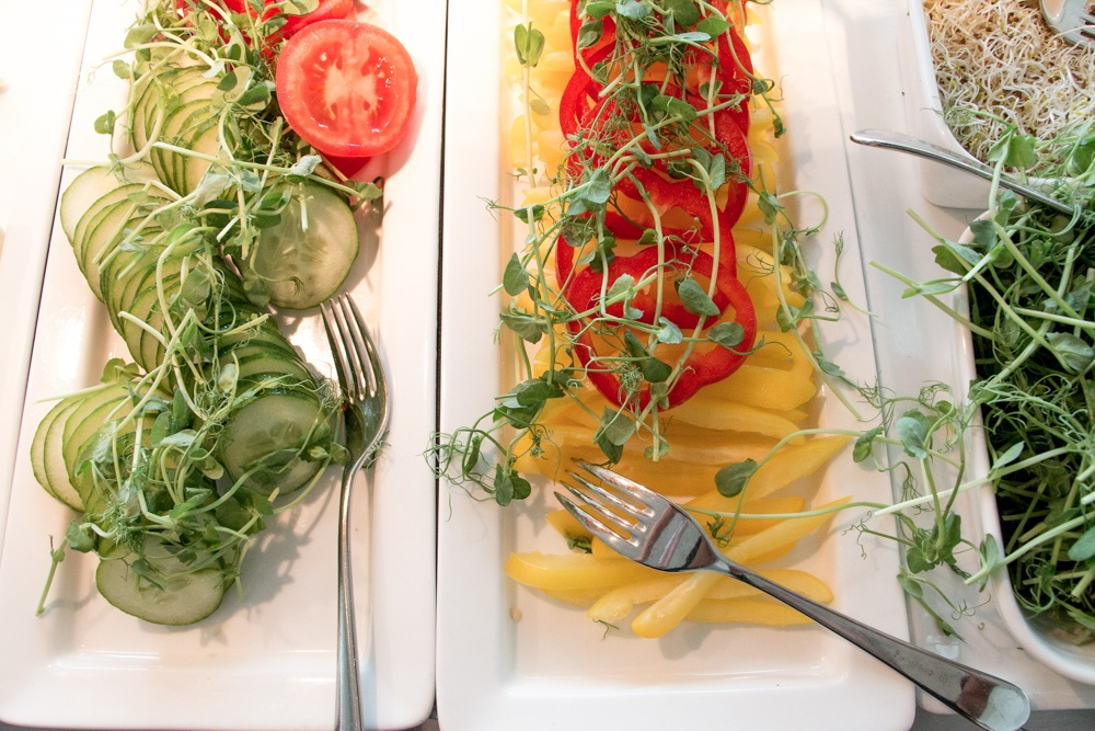 Breakfast Buffet at Nynäs Havsbad. Tasting the Flavors of the Archipelago in Nynashamn Sweden