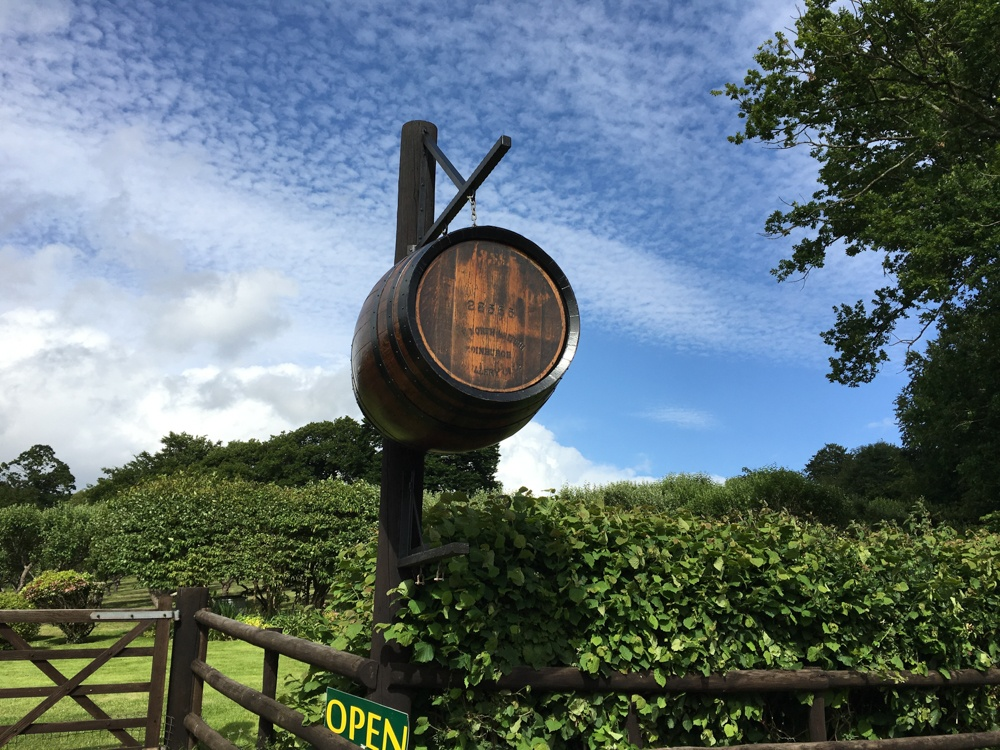 Visiting the New Forest Cider tasting room is a fun way to spend an afternoon in the New Forest. New Forest Getaway