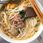 Bun Bo Hue – Spicy Noodle Soup in Vietnam