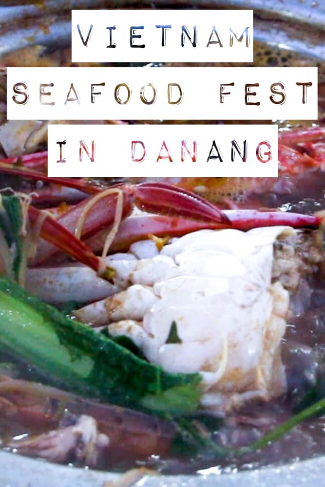 Danang is a sprawling beach town in central Vietnam. Watch our video to see what it's like to partake in a Vietnam Seafood Fest in Danang.