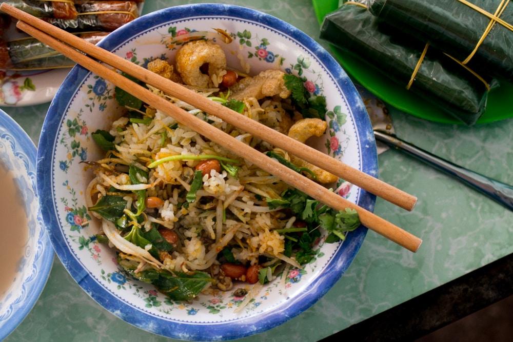 Com Hen in Hue Vietnam