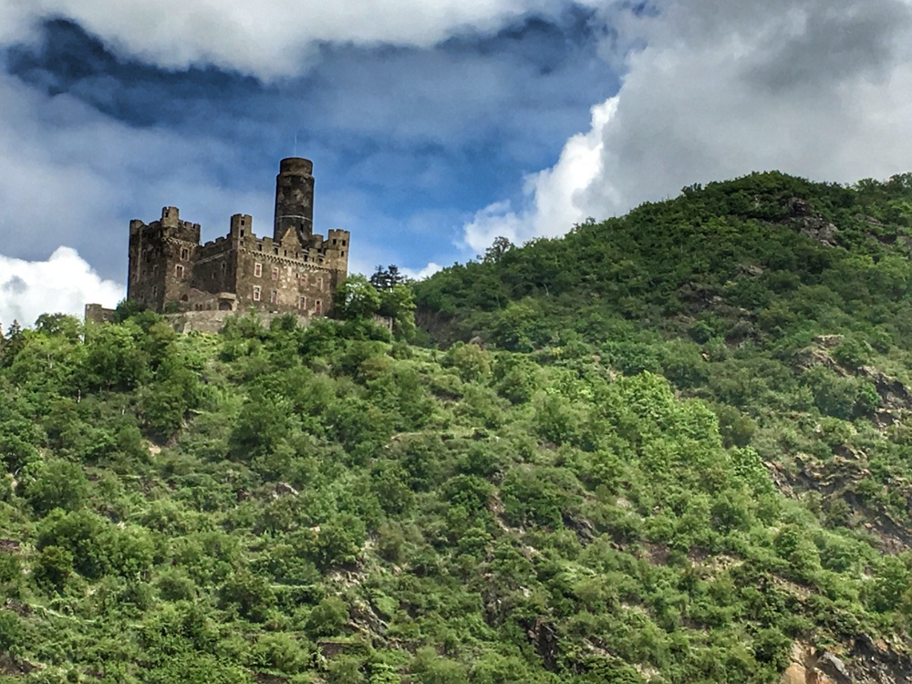 Castle View - Rhine Cruise with Viking River Cruises