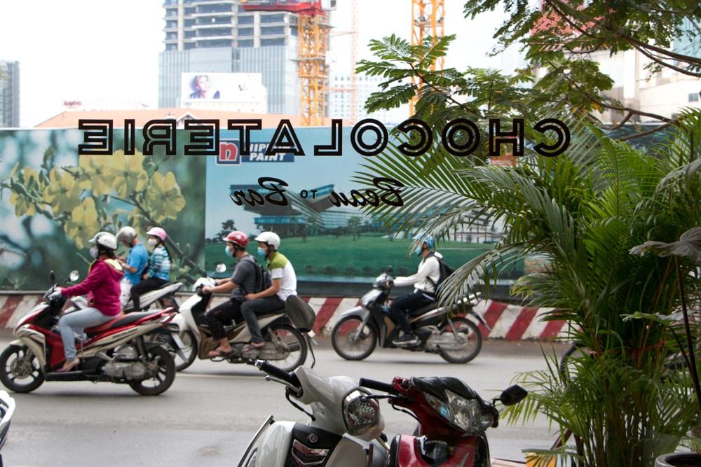 Maison Marou Saigon- Artisan Chocolate and Beer in Saigon Vietnam