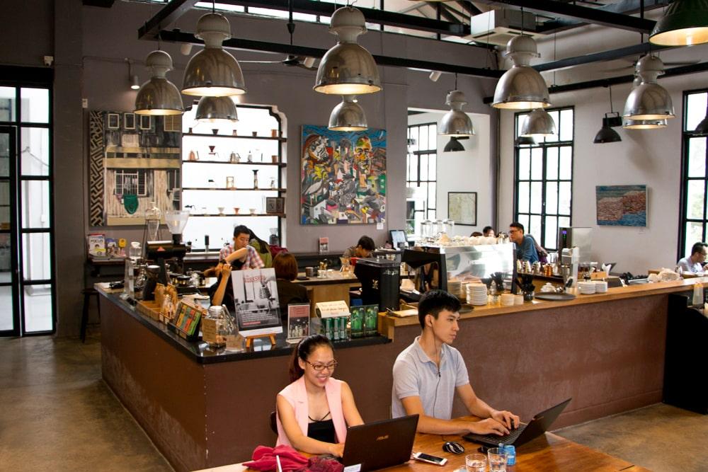 The Workshop - Artisan Chocolate and Beer in Saigon Vietnam