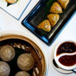 Pinterest image: image of dim sum with no caption