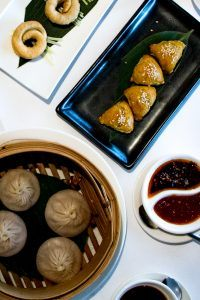 Check out our London dim sum lunch at Min Jiang on the tenth floor of South Kensington's Royal Garden Hotel. The food and view were both spectacular. via 2foodtrippers