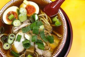 Ramen in Osaka Food Guide