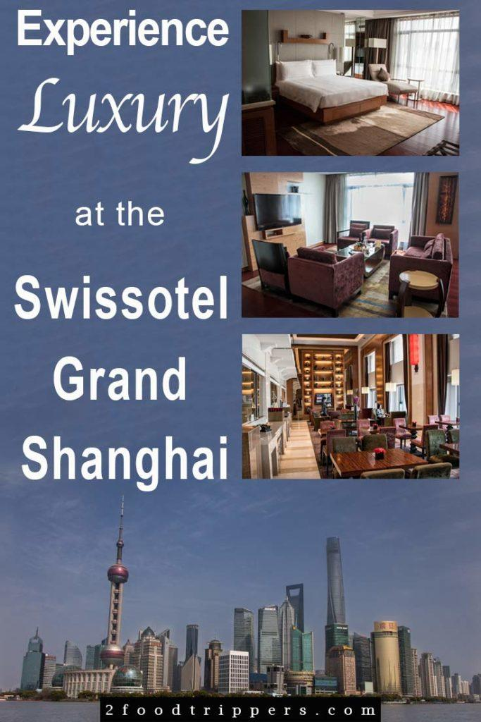 Pin - Swissotel Grand Shanghai