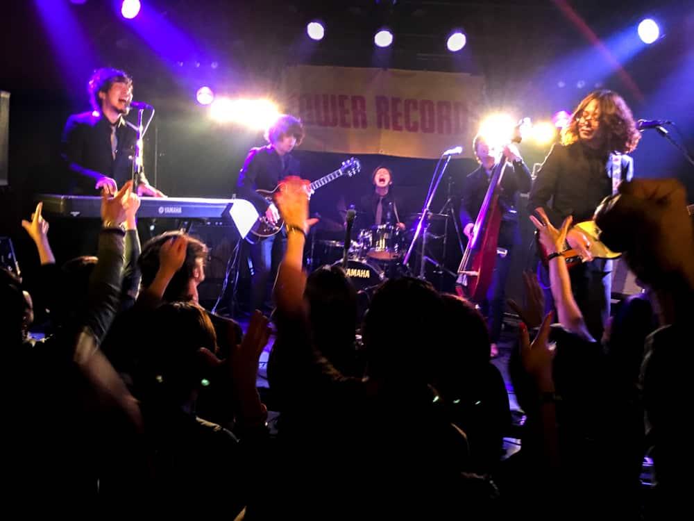 Osaka Music Scene in Osaka Japan